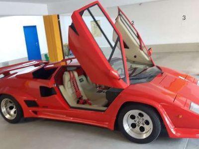 gebraucht Lamborghini Countach Strohm de Rella nur 29 Stk. gebaut