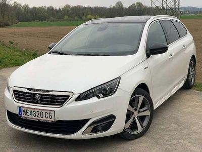 gebraucht Peugeot 308 308SW 1,6 BlueHDi 120 GT Line S&S