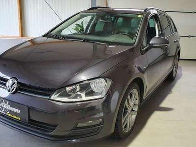 gebraucht VW Golf Variant Lounge BMT 2,0 TDI