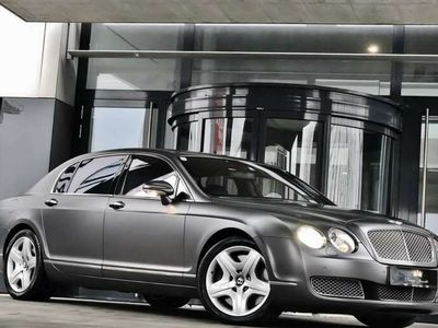 gebraucht Bentley Continental Flying Spur6.0 W12 TWIN-TURBO 560PS #5 SITZER