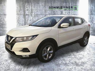 gebraucht Nissan Qashqai 1,5 dCi Acenta Aut. SUV / Geländewagen