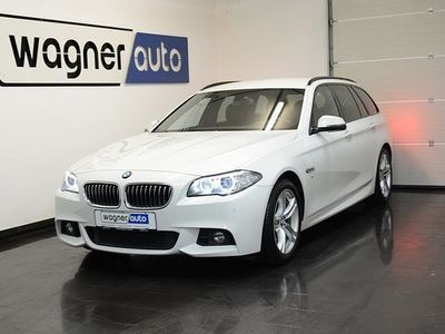 gebraucht BMW 520 d xDrive Touring Aut./M-Sportpaket/LCI/NaviPro/HiFi/Leder