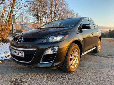 gebraucht Mazda CX-7 CD173 Revolution Top SUV / Geländewagen