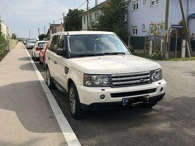 gebraucht Land Rover Range Rover Sport HSE Tdv8 SUV / Geländewagen,