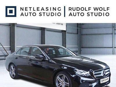 brugt Mercedes E220 E-KlasseAMG Line Klima/LED/Park-Assist./el.Sitz... Limousine,