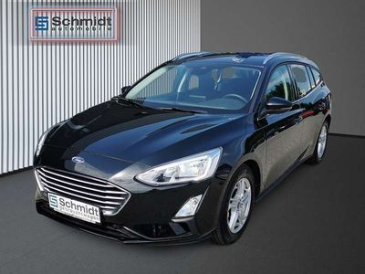 gebraucht Ford Focus Traveller 1,0 EcoBoost Trend Edition Business Kombi / Family Van