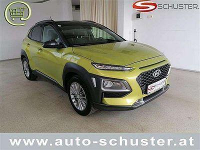 gebraucht Hyundai Kona Premium 1,6 T-GDi 4WD