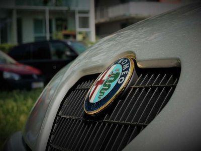 brugt Alfa Romeo Spider 2.0 TS Cabrio / Roadster,