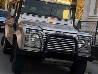 gebraucht Land Rover Defender TD5 2,5 liter SUV / Geländewagen