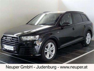 gebraucht Audi SQ7 Q74,0 TDI quattro Tiptronic SUV / Geländewagen