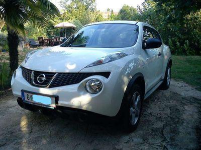 gebraucht Nissan Juke 1,5 dci SUV / Geländewagen