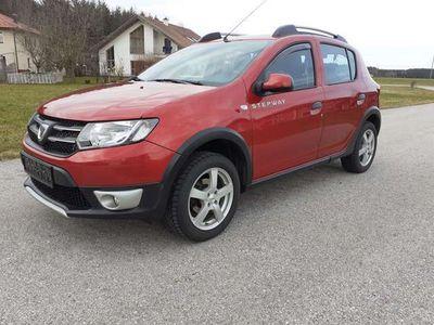 gebraucht Dacia Sandero Stepway 1.5 dCi Klein-/ Kompaktwagen