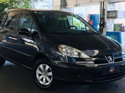 gebraucht Peugeot 807 SR Premium 2,0 HDI Gutachten Frisch
