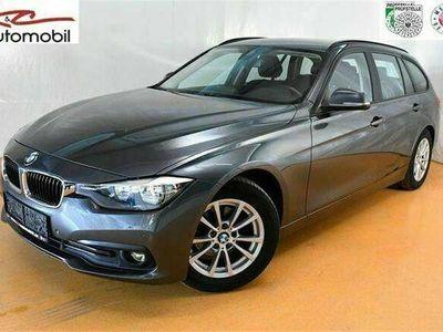 gebraucht BMW 320 d Touring EfficientDynamics Advantage Aut