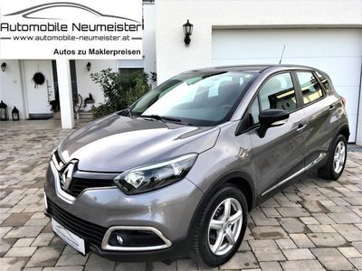 gebraucht Renault Captur Expression ENERGY TCe 90|PDC|8-fach Bereift|TOP!