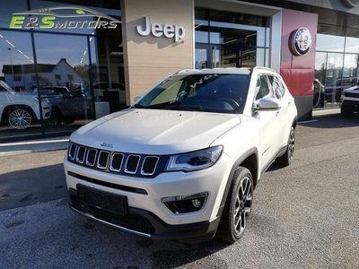 gebraucht Jeep Compass 2,0 MultiJet II AWD Limited SUV / Geländewagen