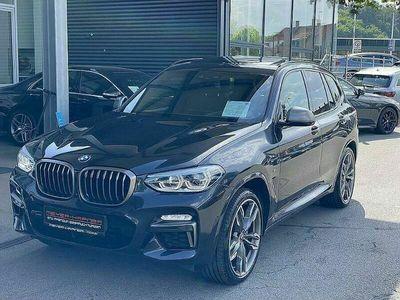 gebraucht BMW X3 X3 MM40d Aut., Harman Kardon, STHZ, LKHZ, Kamera...