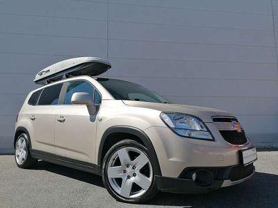 gebraucht Chevrolet Orlando 2,0 LTZ DPF***SOFORT KREDIT***