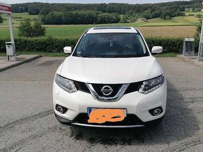 gebraucht Nissan X-Trail 1,6 dCi Acenta 360° Kamera uvm. SUV / Geländewagen