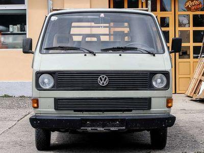 gebraucht VW T3 Pritsche