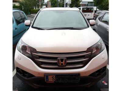gebraucht Honda CR-V CR-V2,2i-DTEC Lifestyle DPF Aut. SUV SUV / Geländewagen,