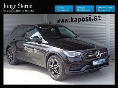 gebraucht Mercedes GLC220 PKWD 4MATIC