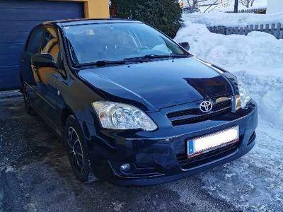gebraucht Toyota Corolla 1.4 D4D Austria Edition 90 PS mit Steuerkette