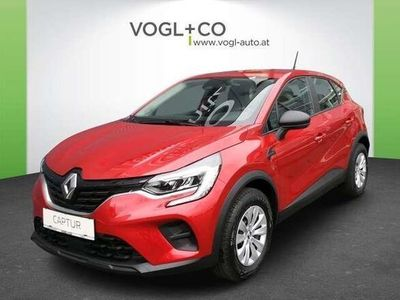 gebraucht Renault Captur Zen TCe 100