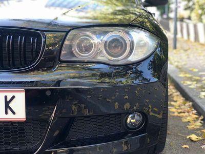 gebraucht BMW 120 Coupé 1er-Reihe d Sportwagen /