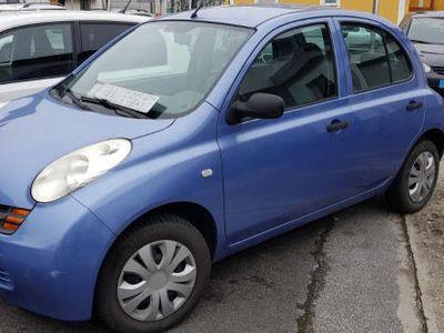 gebraucht Nissan Micra 1,2 16V visia plus