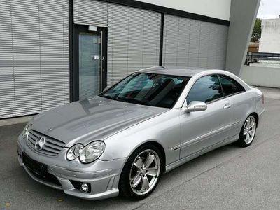 gebraucht Mercedes CLK270 CDI AMG Avangarde Vollausstatung Neue Pickel Sportwagen / Coupé