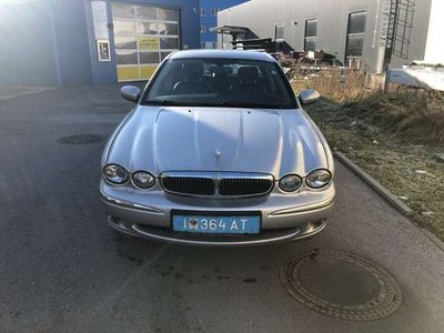 gebraucht Jaguar X-type 2,5 V6 Sport Aut. 4x4