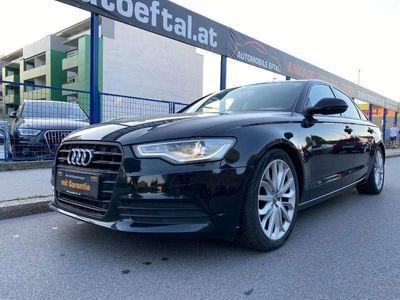 gebraucht Audi A6 3,0 TDI Quattro S-tronic*S Line*LEDER*NAVI*XENON*