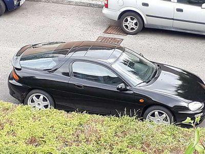 gebraucht Mazda MX3 1.8 V6 Sportwagen / Coupé