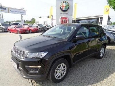 used Jeep Compass 1,6 Multijet Sport FWD 6MT 120PS