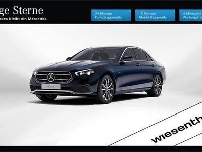 gebraucht Mercedes E300 4MATIC Limousine