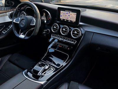 gebraucht Mercedes C43 AMG AMG T 4-Matic / Perf. Abgas & Perf. Sportlenkrad / 19