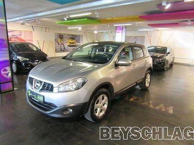 gebraucht Nissan Qashqai 1,5 dCi I-Way 2WD DPF, 103 PS, 5 Türen, Schaltgetriebe