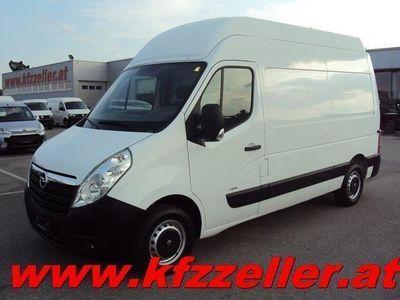 gebraucht Opel Movano Kasten L2H3 CDTI 2,3 *Erstbesitz*
