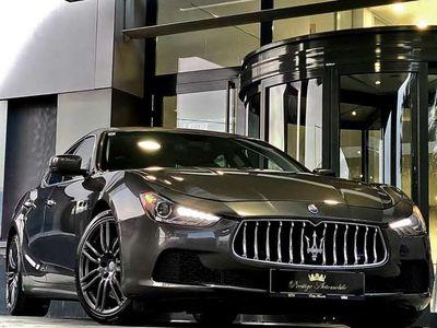 gebraucht Maserati Ghibli 3.0V6 BI-TURBO Diesel 275PS #2.BESITZ #TOP-ZUSTAND