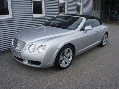 gebraucht Bentley Continental GT Cabrio Cabrio / Roadster