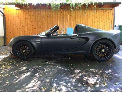 gebraucht Lotus Elise Clubracer Cabrio / Roadster