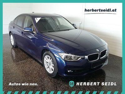 gebraucht BMW 320 d EfficientDynamics Advantage **NP € 47.946,-**