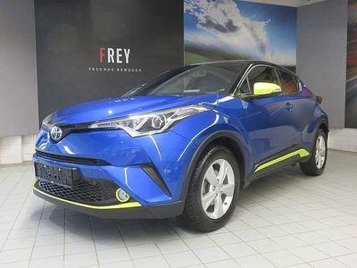 gebraucht Toyota C-HR 1,2T 4WD MDS C-ULT