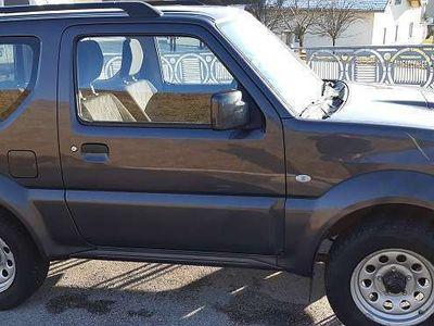 gebraucht Suzuki Jimny 1,3 VX L2 special