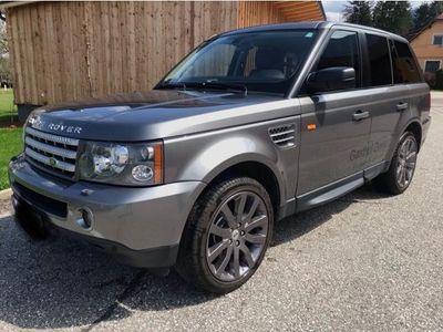 used Land Rover Range Rover Sport 3,6 TdV8 HSE