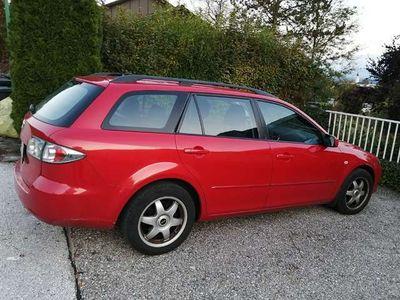 gebraucht Mazda 6 Sport Combi CD120 Plusline