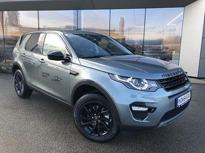 gebraucht Land Rover Discovery Sport 2,0 TD4 150 4WD SE Aut. SUV / Geländewagen,