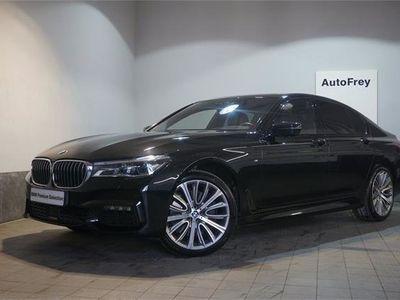gebraucht BMW 750 7er-Reihe d xDrive Österreich-Paket Aut. Limousine
