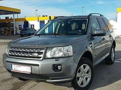 gebraucht Land Rover Freelander S td4 SUV / Geländewagen,